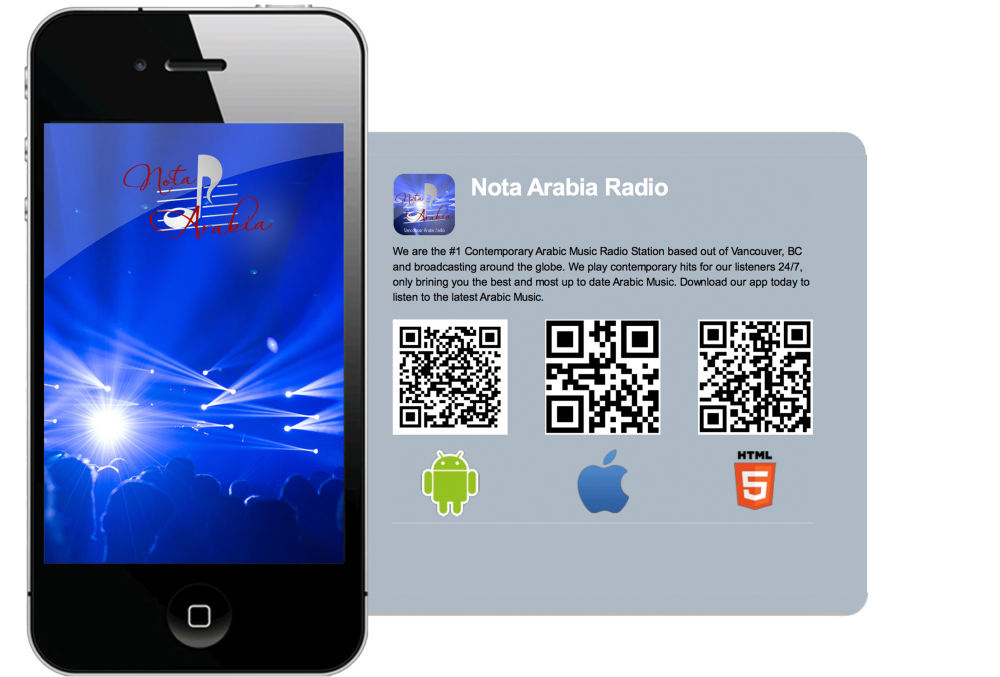 Nota Arabia Mobile Download